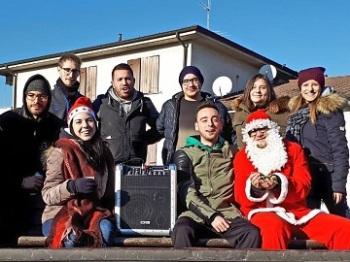 Il Gruppo Giovani Montello augura buon Natale! 🎄🎁