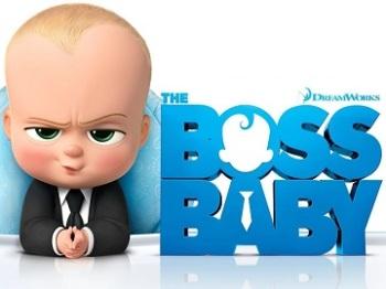 Cop Baby Boss