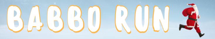 Babbo Run banner