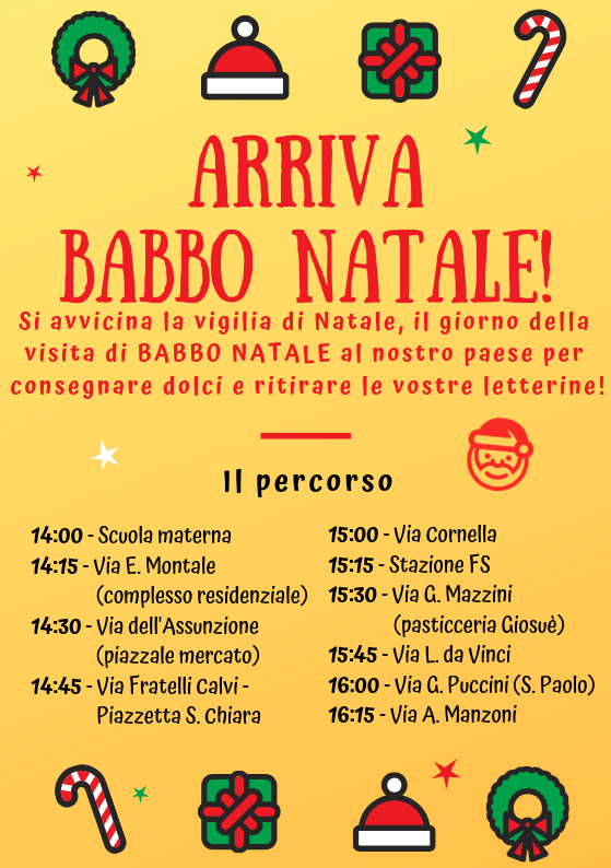 Arriva Babbo Natale a5